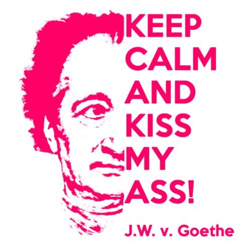 Cool Mask No. 5 - Kiss me Goethe - Bandana