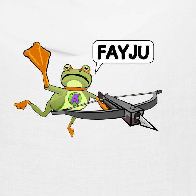 Amazing Frog Crossbow