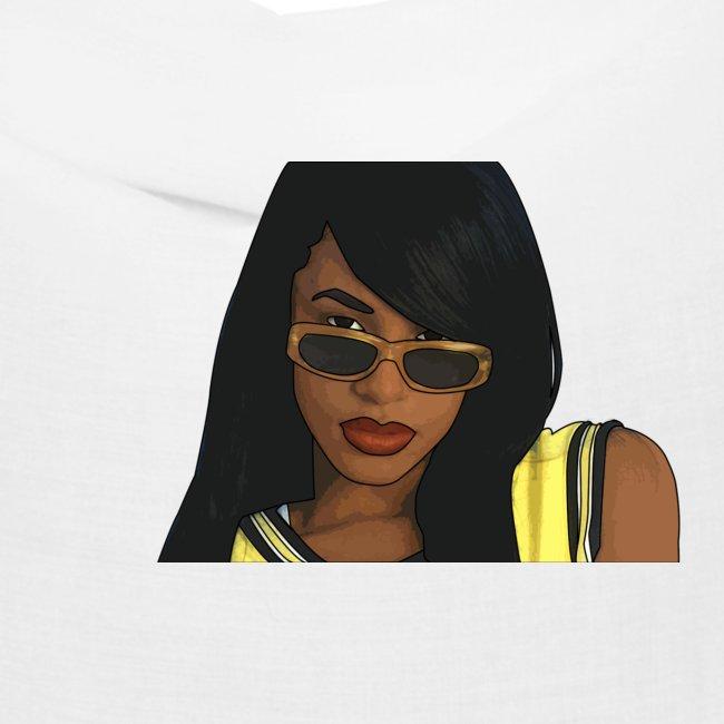 Aaliyah Comic