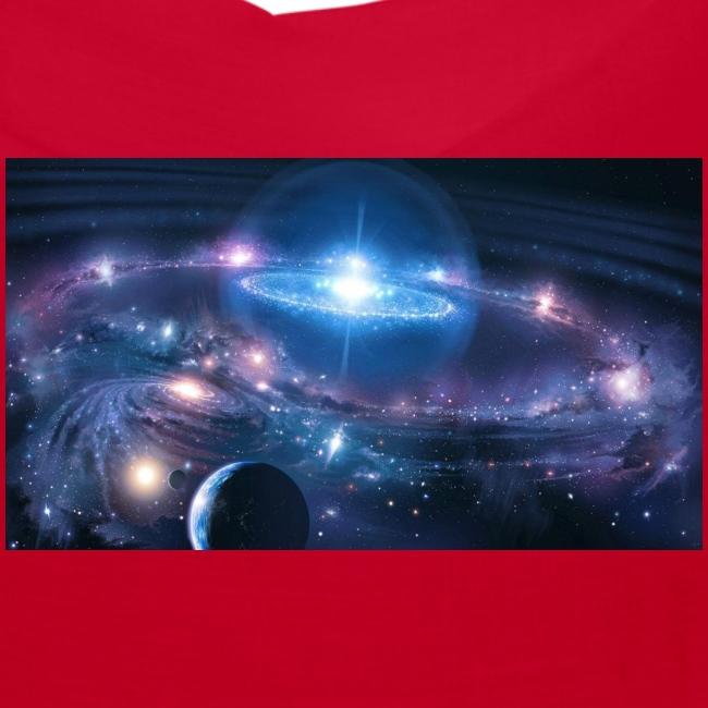 Die Tiefen des Weltalls