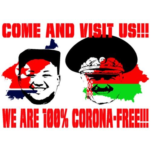 Cool Mask No. 17 - Corona Free - Bandana