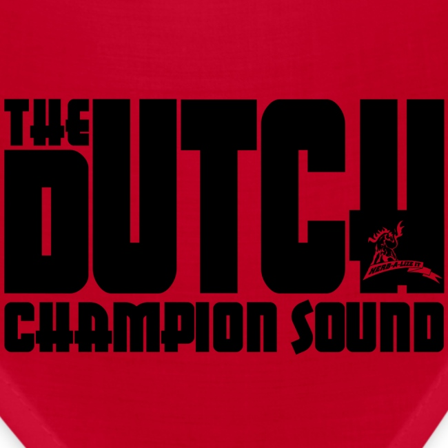 The Dutch Champion Sound BLACK