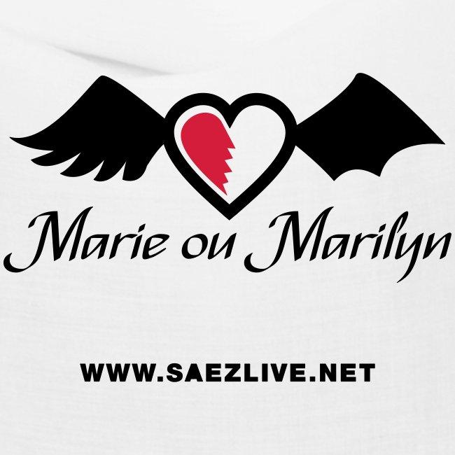 Marie ou Marilyn (version dark)