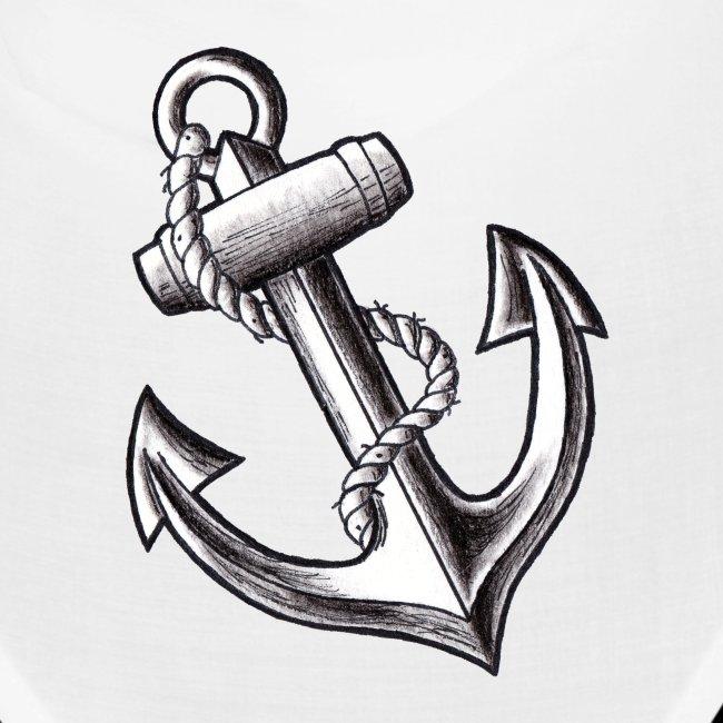 Anchor Tattoo Flash