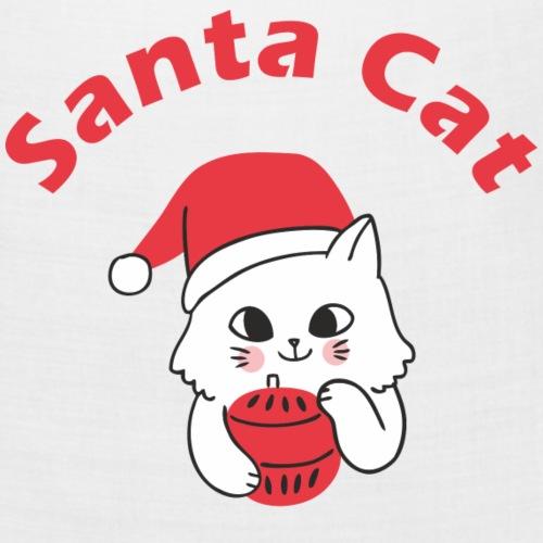 Weihnachts Bandana Katzen | Santa Cat | Geschenk - Bandana