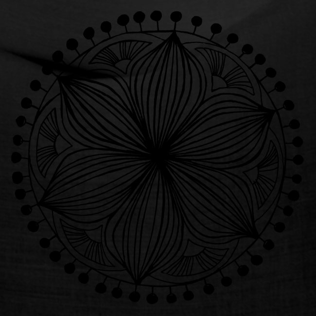 Black Frankie Mandala
