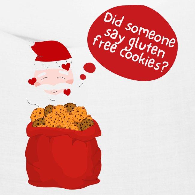 Santa goes gluten free