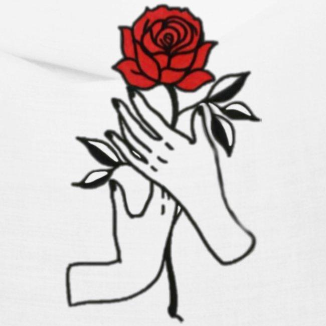 Fiore rosso