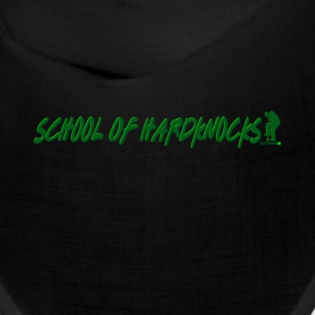 school of hardknocks ver.0.1. green