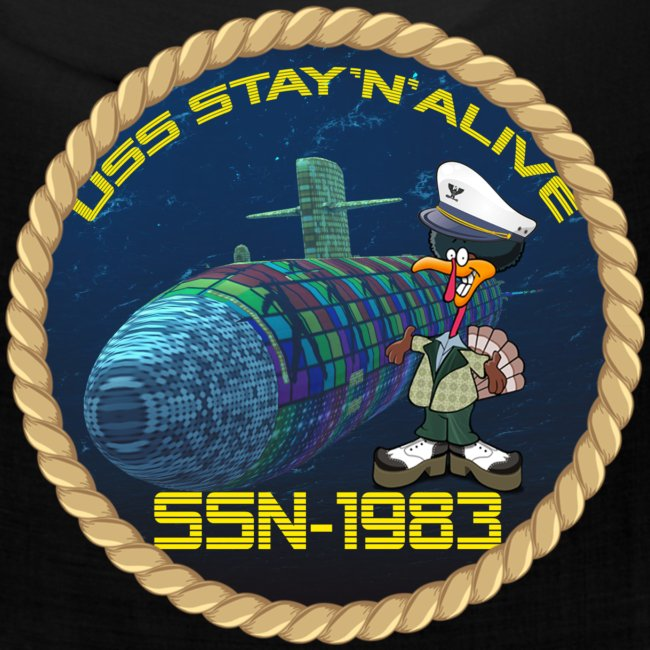 Command Badge SSN-1983