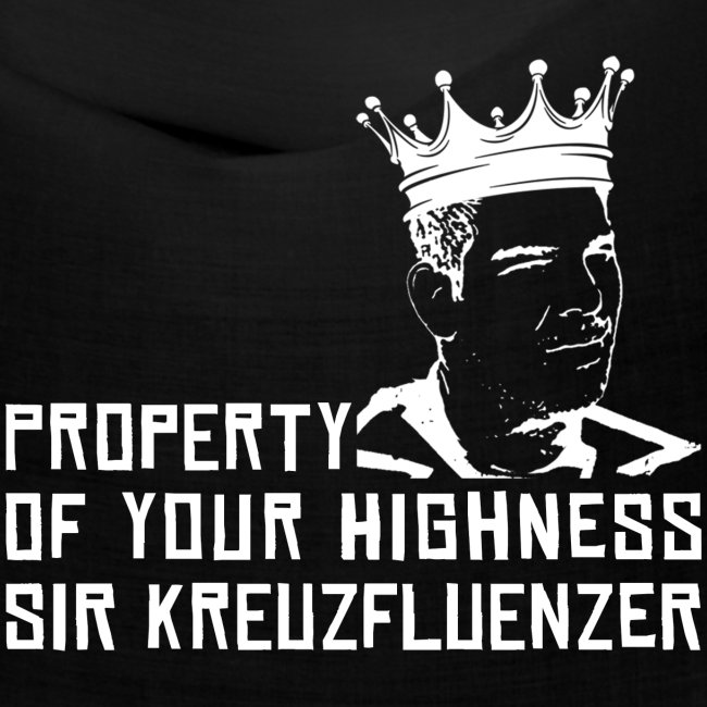 Property of your Highness WHITE