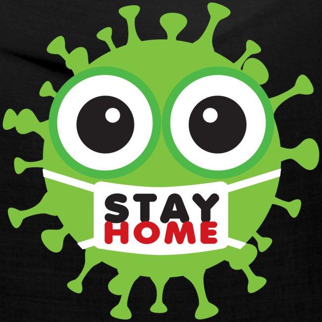 Stay at home, zostań w domu