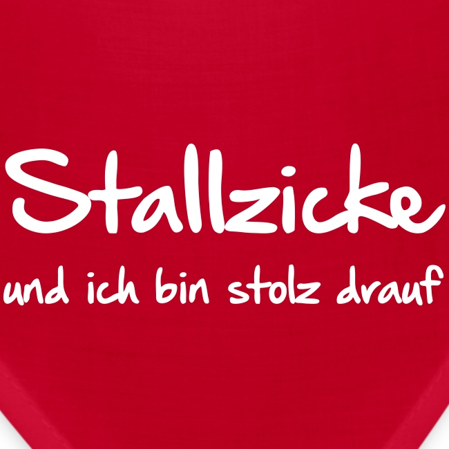 Vorschau: Stallzicke - Bandana