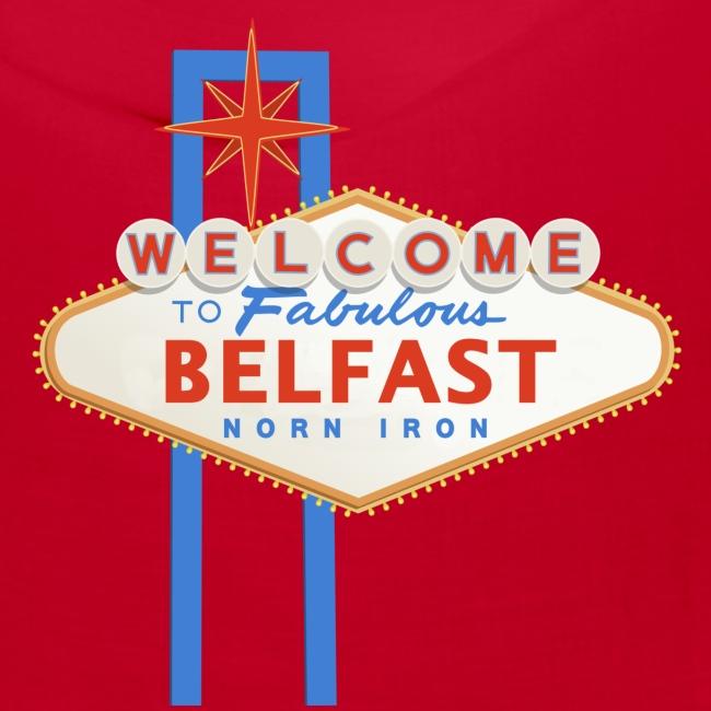 Belfast - Vegas sign