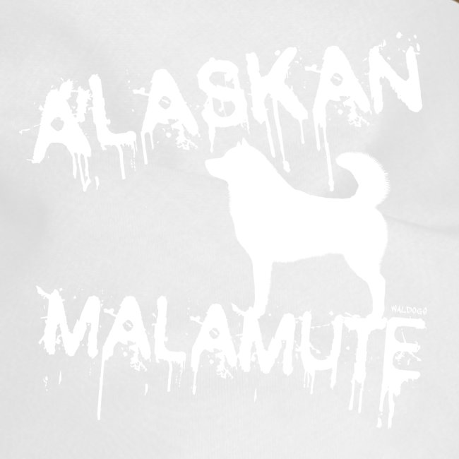 Drip Alaskan Malamute I
