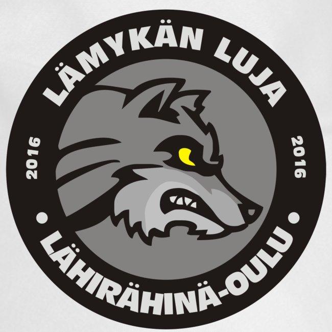Lämykän Luja, uusi logo värikäs