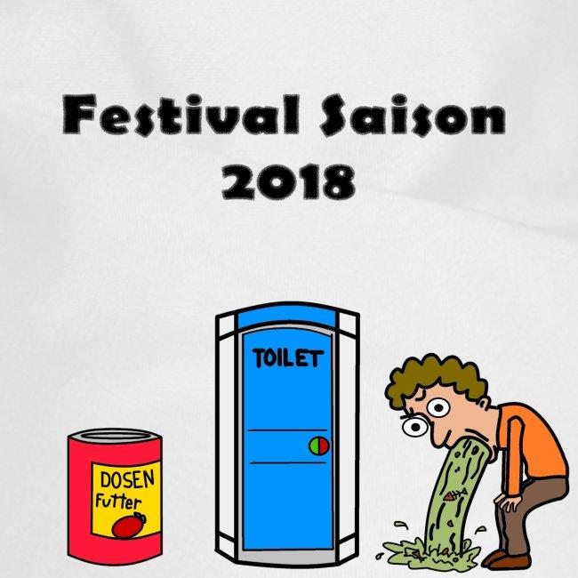 Festivalsaison 2018