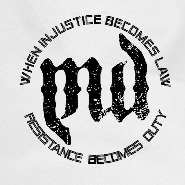 Mass Deception Resistance (black print)