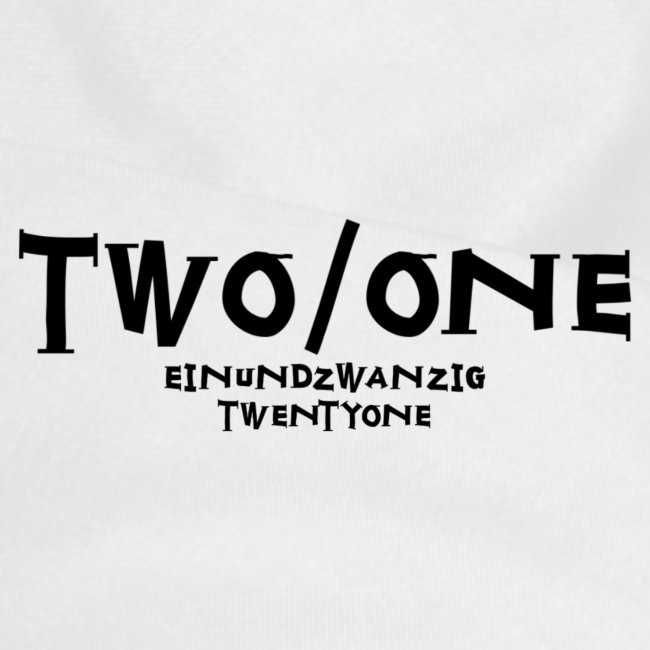 Two/One