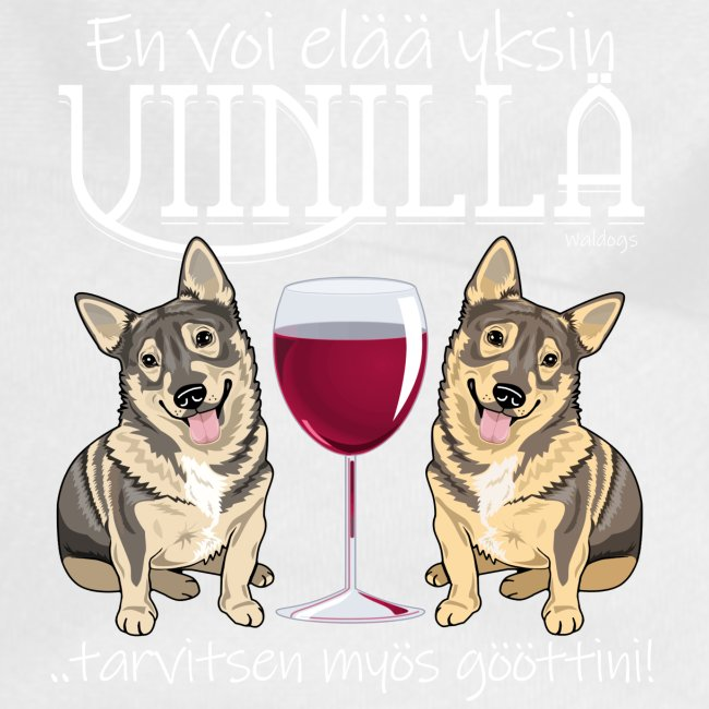 Yksin Viinillä Göötti II