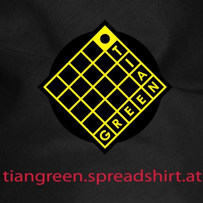 Tian Green mode Logo