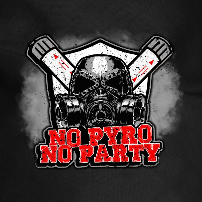 No Pyro No Party T-shirt