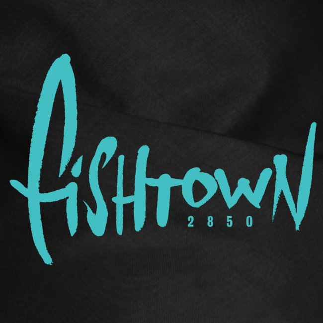 Fishtown 2850 handdrawn brightblue