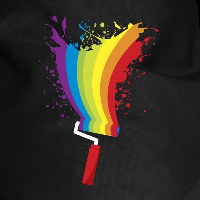 Paint roller Vivid Color