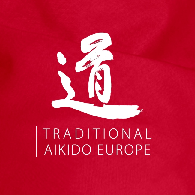 Traditioneel Aikido Europe - 'DO' wit
