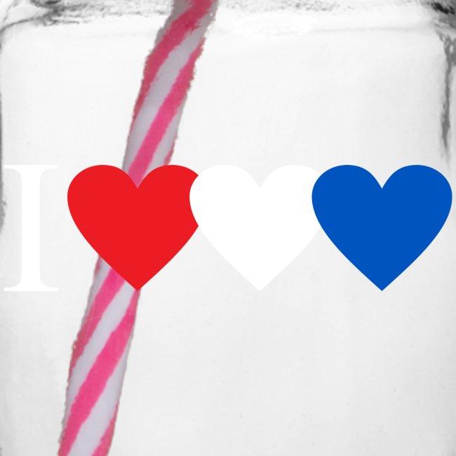 Ik hou van rood wit blauw Nederland