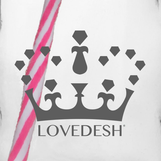 Lovedesh Crown (Dark Grey)