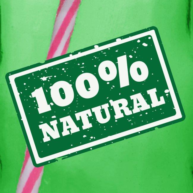 100% natural PNG