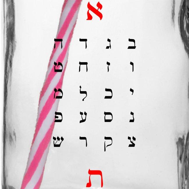 Hebrew alphabet (alephbet)