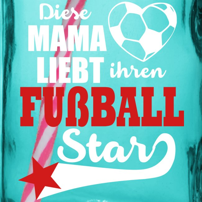 Fußballer Mama