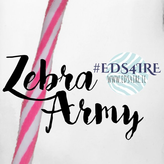 Zebra Army (black)