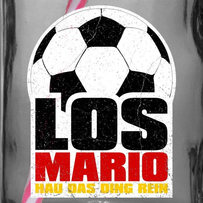 Jalkapallo - Go Mario, Hau liikkuvat asia (4c