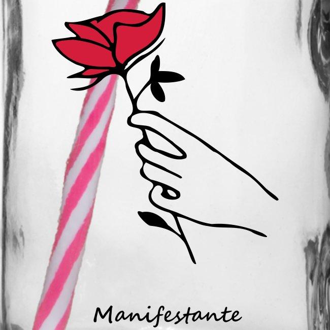 Rose manifestante (par éoline)