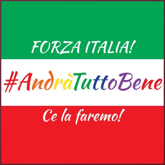 Andrà Tutto Bene su Bandiera Italiana