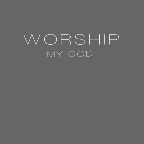 Worship my God - Sofakissen mit Füllung 44 x 44 cm