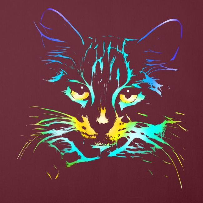 Vorschau: color kitty - Sofakissen mit Füllung 44 x 44 cm