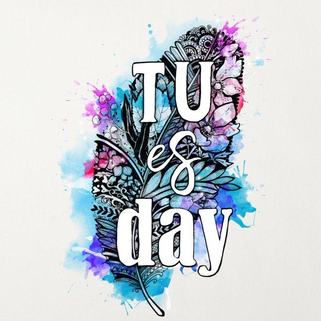 Tu-es-day Türkis