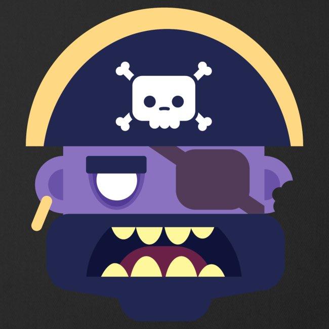 Mini Monsters - Captain Zed