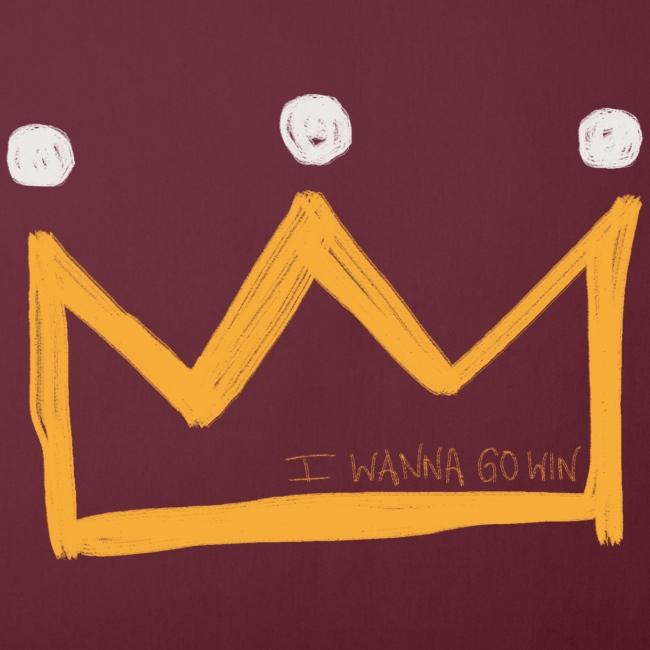 I Wanna Go Win Crown - Shadow