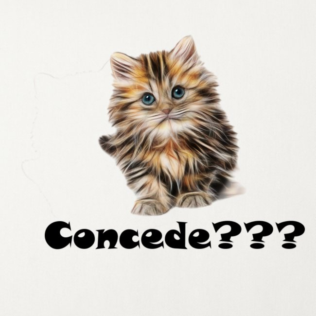 Concede kitty