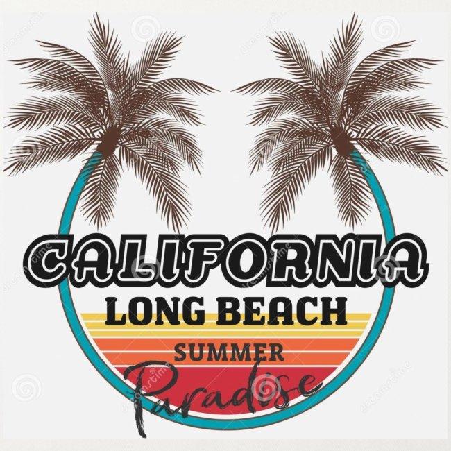 kalifornien strand sommer t