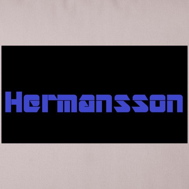 Hermansson Blå/Svart