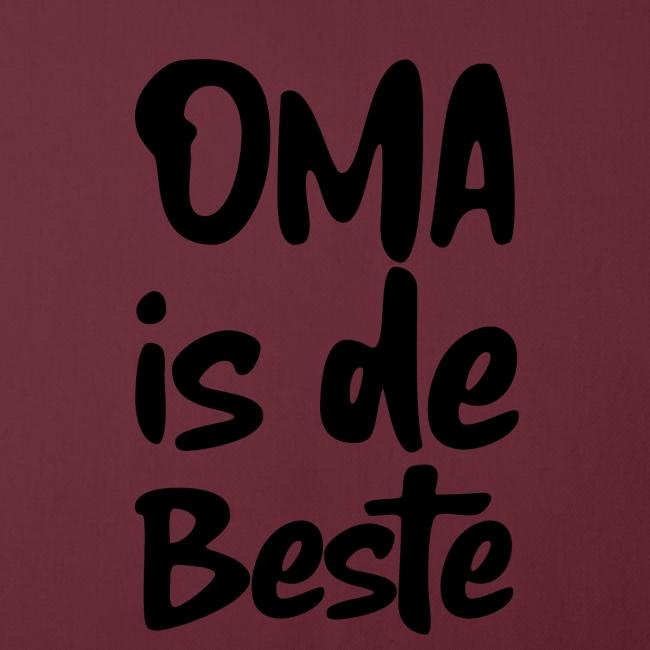 OMA IS DE BESTE