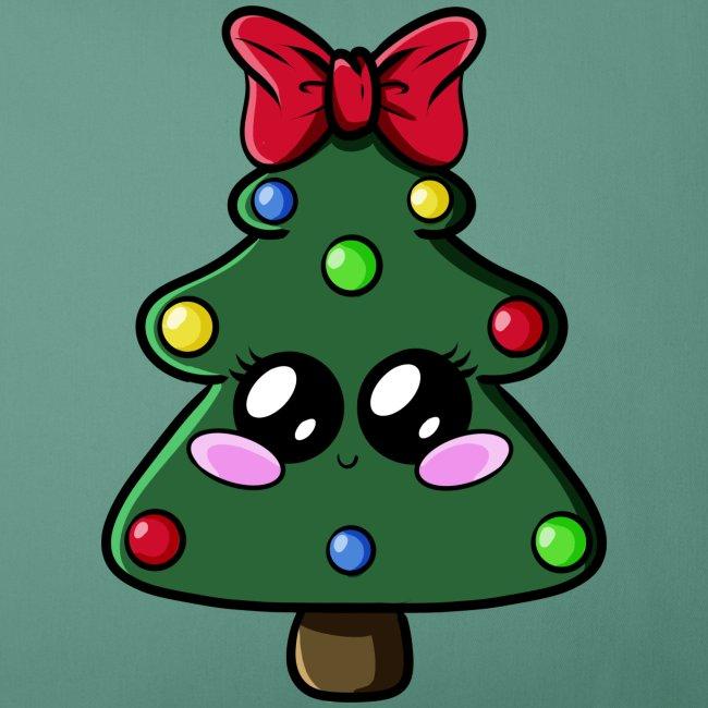 Sapin de Noël Kawaii !