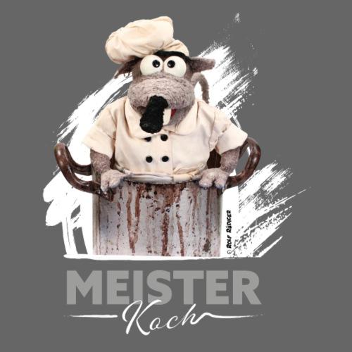 Rolf Rüdiger Kochschürze Meisterkoch - Kochschürze