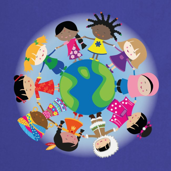 Happy Meitlis - Around the World